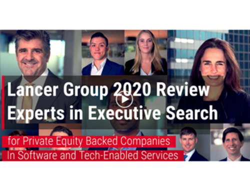 Lancer Group 2020 Year In Review